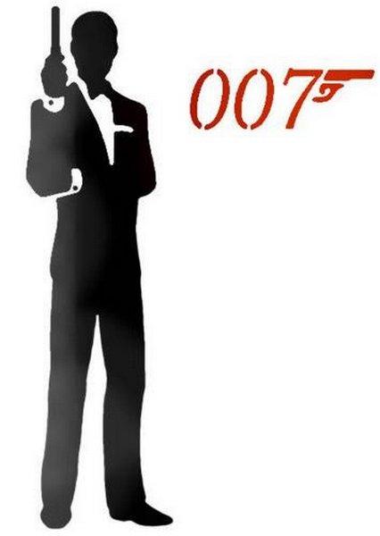 James Bond IDBOOX