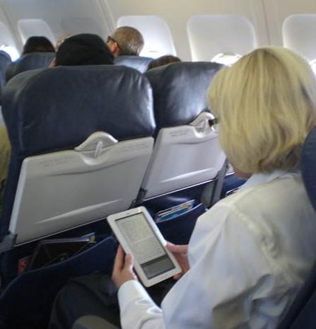 avion liseuse FAA IDBOOX
