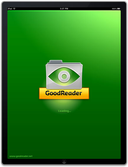 IDBOOX_Ebooks-iPad-GoodReader