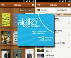Ebooks : Le libraire FeedBooks acquiert Aldiko