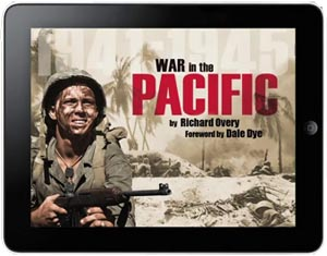 IDBOOX_ipad_ebook_War in the Pacific
