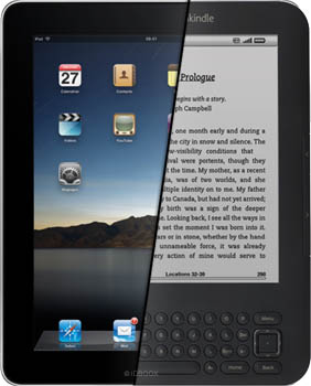 IDBOOX_ipad_vs_kindle