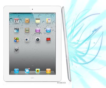 iPad 3 tablette IDBOOX