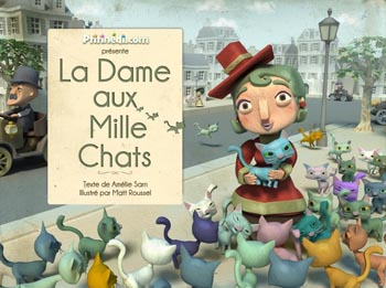 dame aux mille chats sarn roussel Ebooks IDBOOX