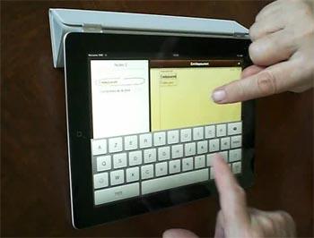 iPad2_tablette_Emilie_ecriture_numerique_IDBOOX