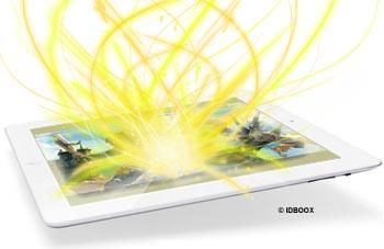 iPad Pro 4K IDBOOX