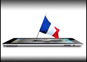 eBook_iPad_drapeau_France_IDBOOX