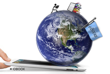 eBooks tablette generique IDBOOX