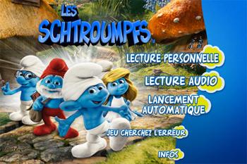 Les_Schtroumpfs_ebook_iPad_01_IDBOOX