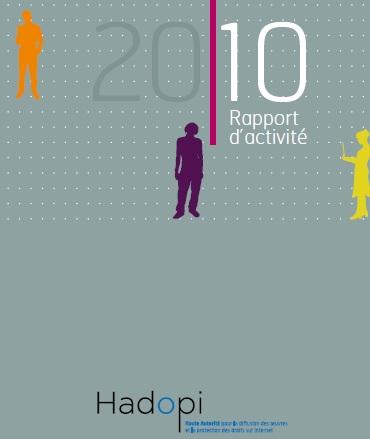 HADOPI RAPPORT 2010 IDBOOX