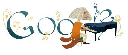 Doodle Franz Liszt IDBOOX