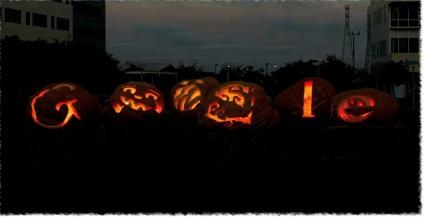 Google Doodle Halloween IDBOOX