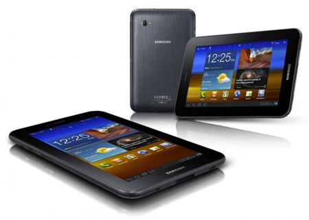 Samsung sort de sa manche la tablette Galaxy Tab 7.0 Plus