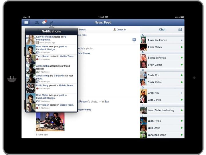 facebook ipad IDBOOX