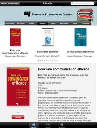 Presses Universite Quebec Ebooks IDBOOX