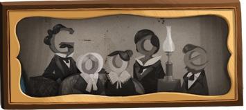 google doodle Daguerre IDBOOX