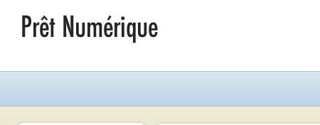plateforme pret numérique Quebec Ebooks IDBOOX