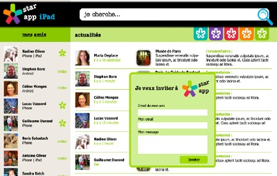 star app Appli IDBOOX