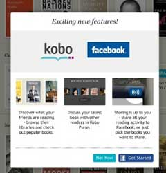 Reading Life Kobo Timeline Facebook Ebooks IDBOOX
