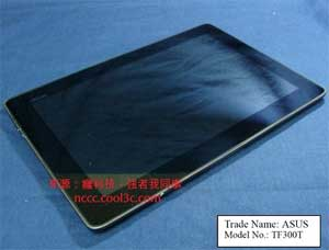 Asus Transformer Prime TF300 tablette IDBOOX