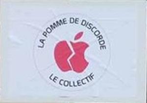 Pomme de discorde Collectif Apple IDBOOX