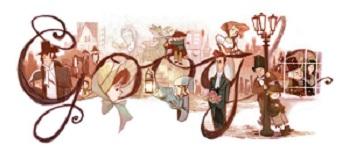 google doodle dickens Ebooks IDBOOX