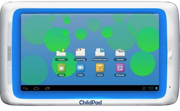 Child Pad Archos Tablette IDBOOX