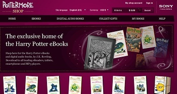 Pottermore libriairie Ebooks IDBOOX