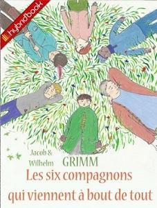 Hybrid books Grimm Ebooks iPad IDBOOX