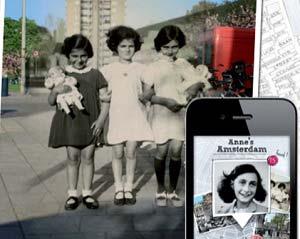 Anne Frank Appli IDBOOX
