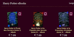 Harry Potter Ebooks Francais IDBOOX