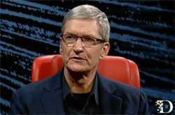 iPad ventes en baisse Apple