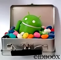 Android Jelly Bean generique