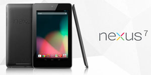 Bon plan : Tablette Google Nexus 7, 32 Go en promo !