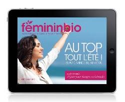 FemininBio iPad Magazine IDBOOX