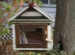 Little free library IDBOOX