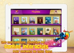 PlayTales ebooks enfants IDBOOX