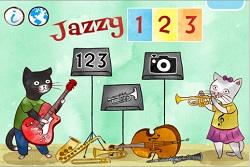 Jazzy 123 appli iPad IDBOOX