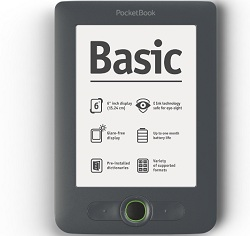 PocketBook Basic New reader ebooks IDBOOX