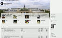 RMN grand Palais itunes U IDBOOX