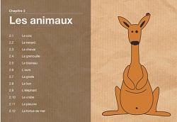 Animaux en mouvement Ebooks Enfants IDBOOX