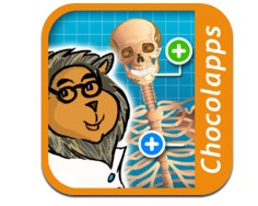 C est quoi le corps humain Appli iPad IDBOOX