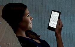 Cybook Odyssey HD FrontLight Ebooks IDBOOX