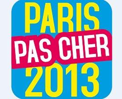 Paris Pas Cher 2013 - Appli - IDBOOX