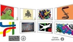 Pompidou Kids Application Tablettes IDBOOX