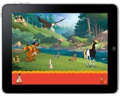 Yakari Appli iPad IDBOOX