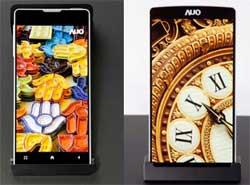 smartphone--AUO-ecran-IGZO-IDBOOX