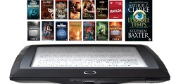 Ebooks : Cybook Odyssey HD FrontLight est disponible