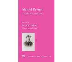 Le mensuel retrouve inedit Marcel Proust Ebooks IDBOOX