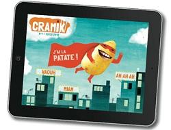 Cramik Presse iPad IDBOOX